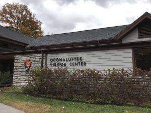 Oconalufee visitor center