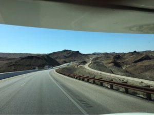 ラスベガスのハイウェイ