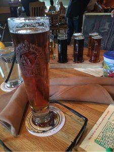 セドナのOak Creek Brewery & Grill