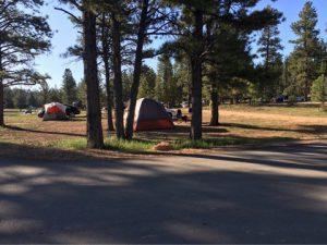 ルビーズ・イン RV パーク & キャンプグランドのテント